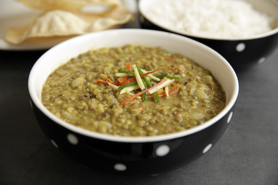 Mallika Basu - Whole Mung (Moong) Dal