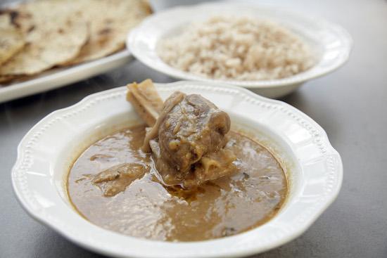 Mallika Basu - Parsi Lamb Dhansak