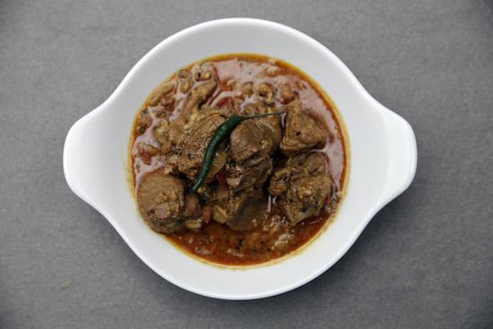 Mallika Basu - Achari Gosht – Lamb in Pickling Spices