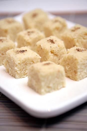coconut-barfi