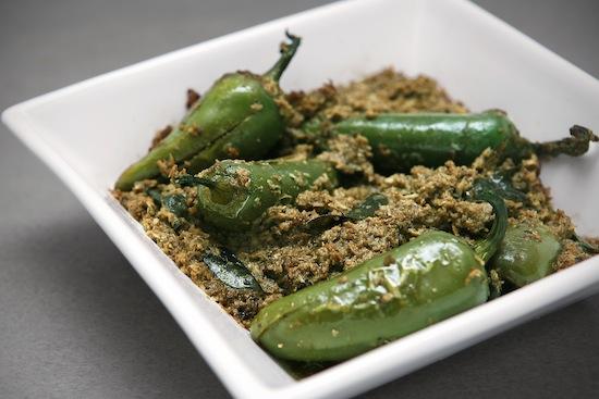 Mallika Basu - Mirchi ka Salan – Chilli Curry
