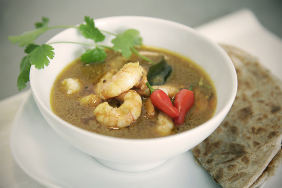 Malabar Prawn Curry 550