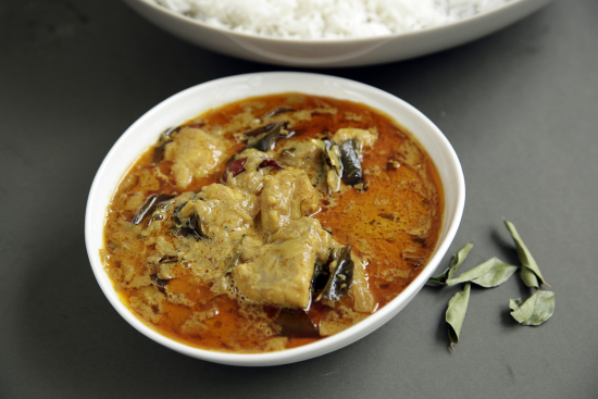 Mallika Basu - Kerala style Fish curry