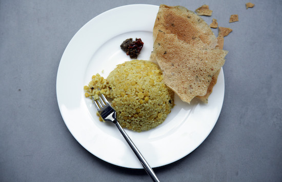 Mallika Basu - Brown Rice Khichdi