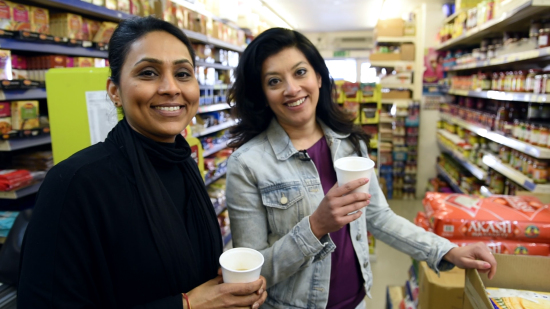 Mallika Basu - How to shop for essential Indian spices, London Evening Standard/London Live
