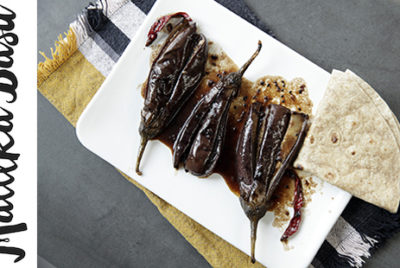 Khatta Meetha Baingan Recipes | Mallika Basu