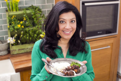 Pork Vindaloo for Jamie Oliver Recipes | Mallika Basu
