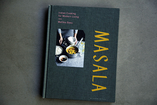 Mallika Basu - Big news: My new book Masala is here!