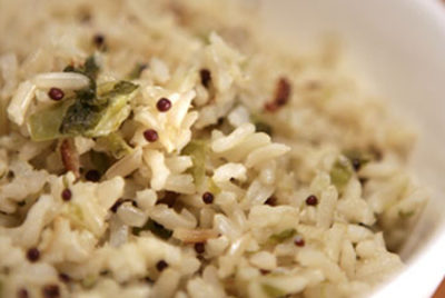 Rice Recipes | Mallika Basu